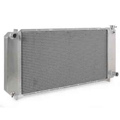 Be Cool Radiators 60069 - Be Cool Crossflow Aluminum Radiators