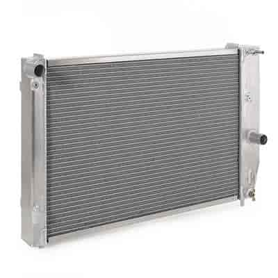 Be Cool Radiators 60085 - Be Cool Crossflow Series Aluminum Radiators