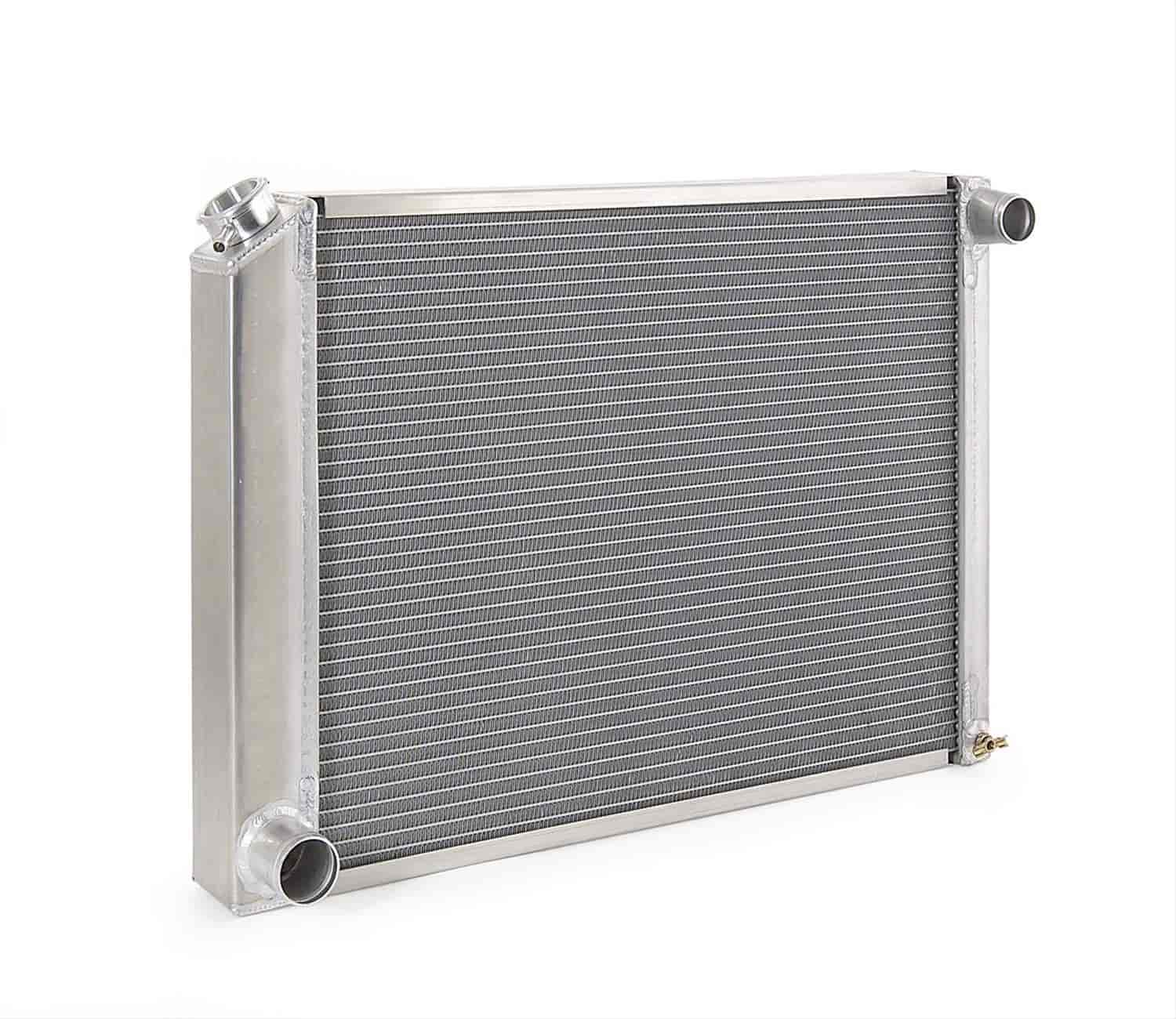 Be Cool Radiators 60086 - Be Cool Crossflow Series Aluminum Radiators
