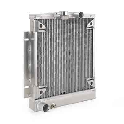 Be Cool Radiators 60159 - Be Cool Crossflow Aluminum Radiators