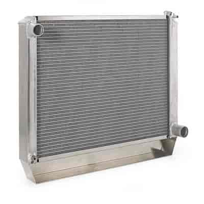 Be Cool Radiators 60162 - Be Cool Crossflow Series Aluminum Radiators
