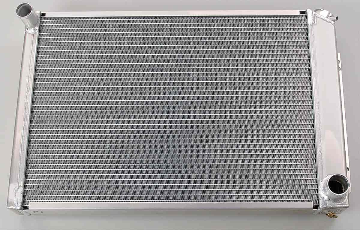 Be Cool Radiators 60168 - Be Cool Crossflow Series Aluminum Radiators