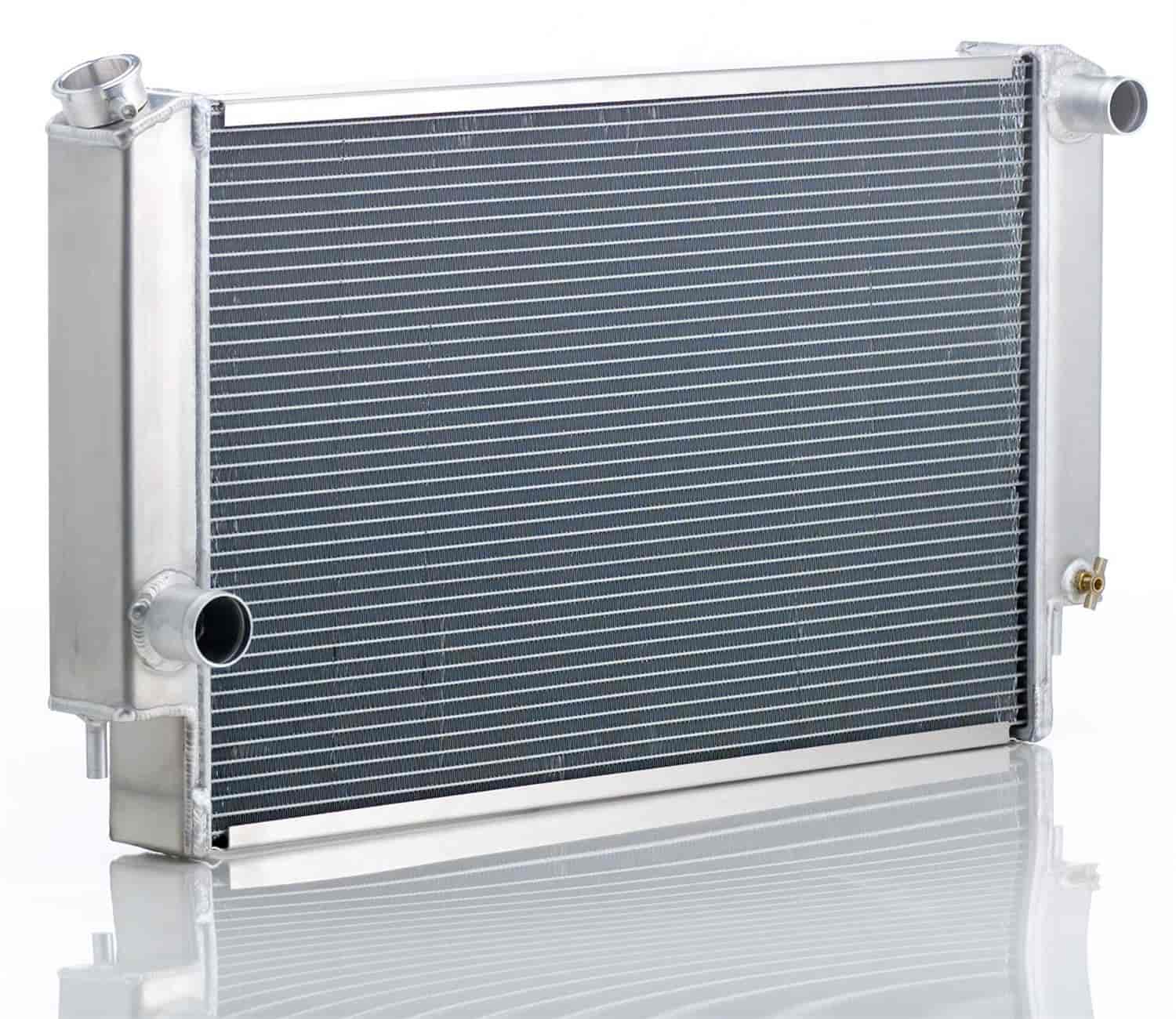 Be Cool Radiators 60172 - Be Cool Crossflow Series Aluminum Radiators