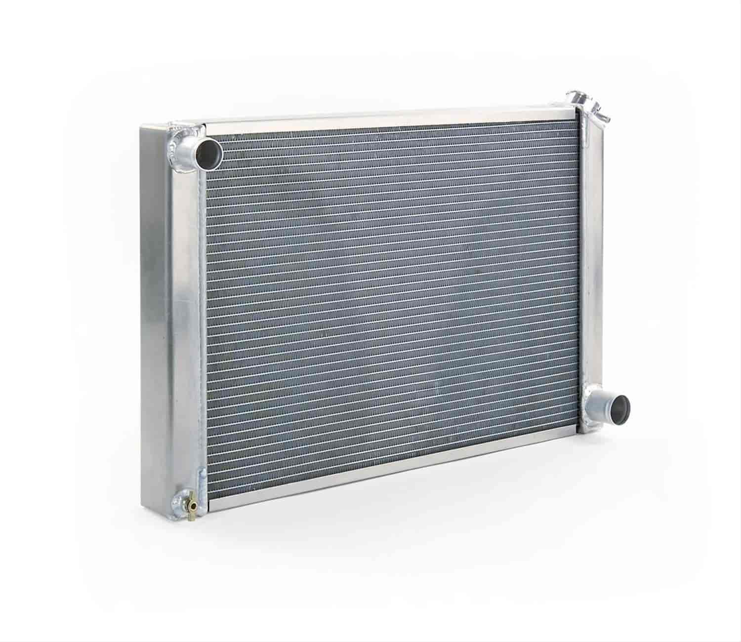 Be Cool Radiators 60184 - Be Cool Crossflow Series Aluminum Radiators