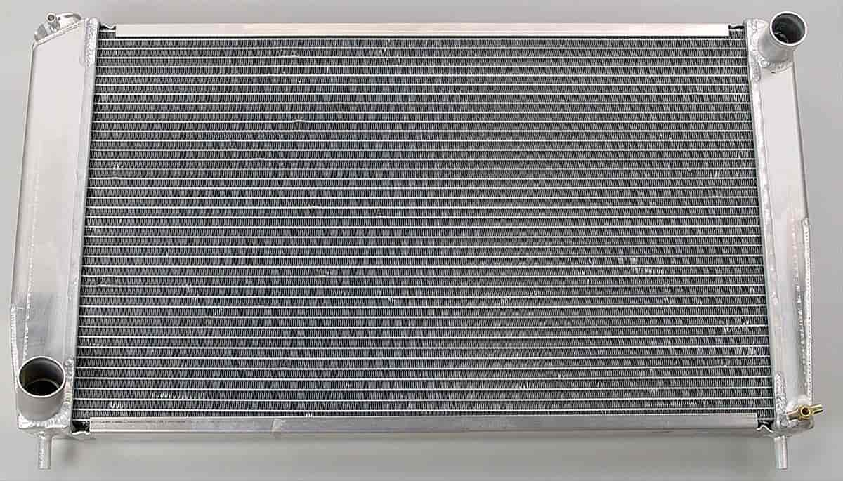 Be Cool Radiators 60187 - Be Cool Crossflow Series Aluminum Radiators