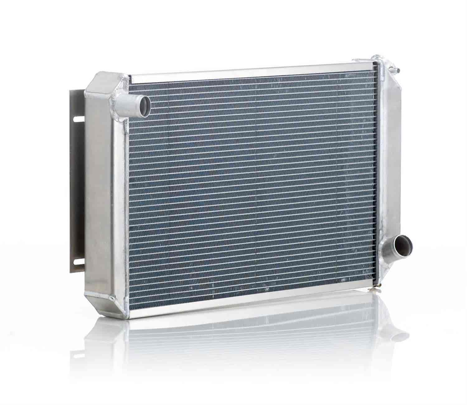 Be Cool Radiators 60188 - Be Cool Crossflow Series Aluminum Radiators