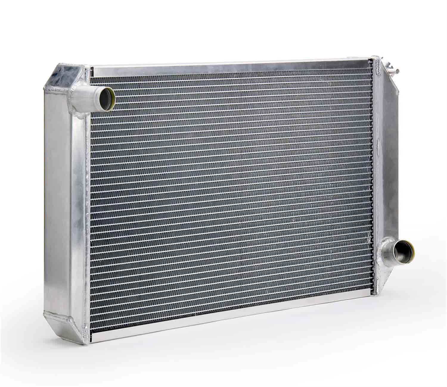 Be Cool Radiators 61236 - Be Cool Crossflow Series Aluminum Radiators