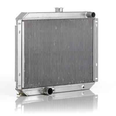 Be Cool Radiators 60262 - Be Cool Downflow Series Aluminum Radiators
