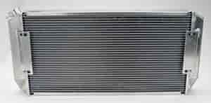 Be Cool Radiators 60285 - Be Cool Crossflow Series Aluminum Radiators