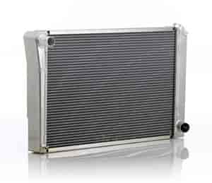 Be Cool Radiators 60339 - Be Cool Crossflow Series Aluminum Radiators