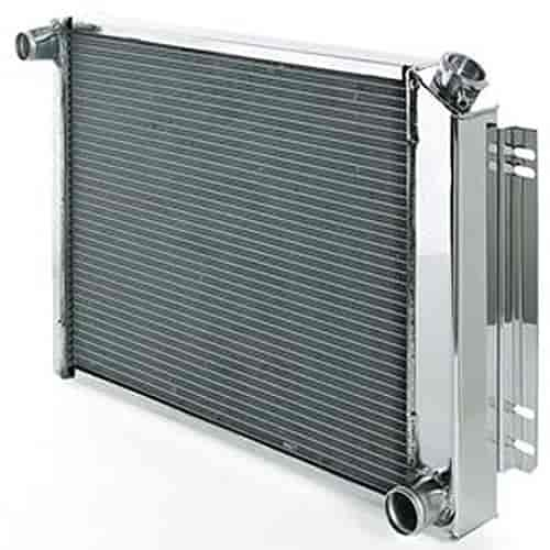 Be Cool Radiators 61009 - Be Cool Crossflow Series Aluminum Radiators