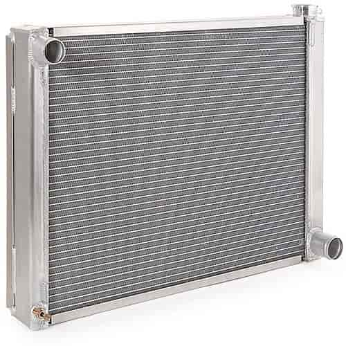 Be Cool Radiators 61012 - Be Cool Crossflow Series Aluminum Radiators