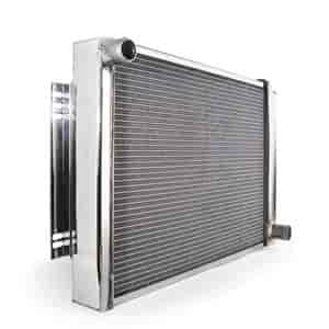 Be Cool Radiators 61168 - Be Cool Crossflow Aluminum Radiators
