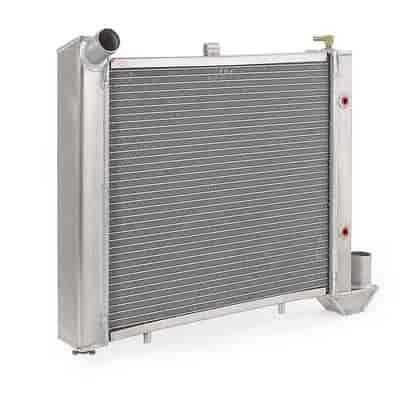 Be Cool Radiators 62003 - Be Cool Crossflow Series Aluminum Radiators
