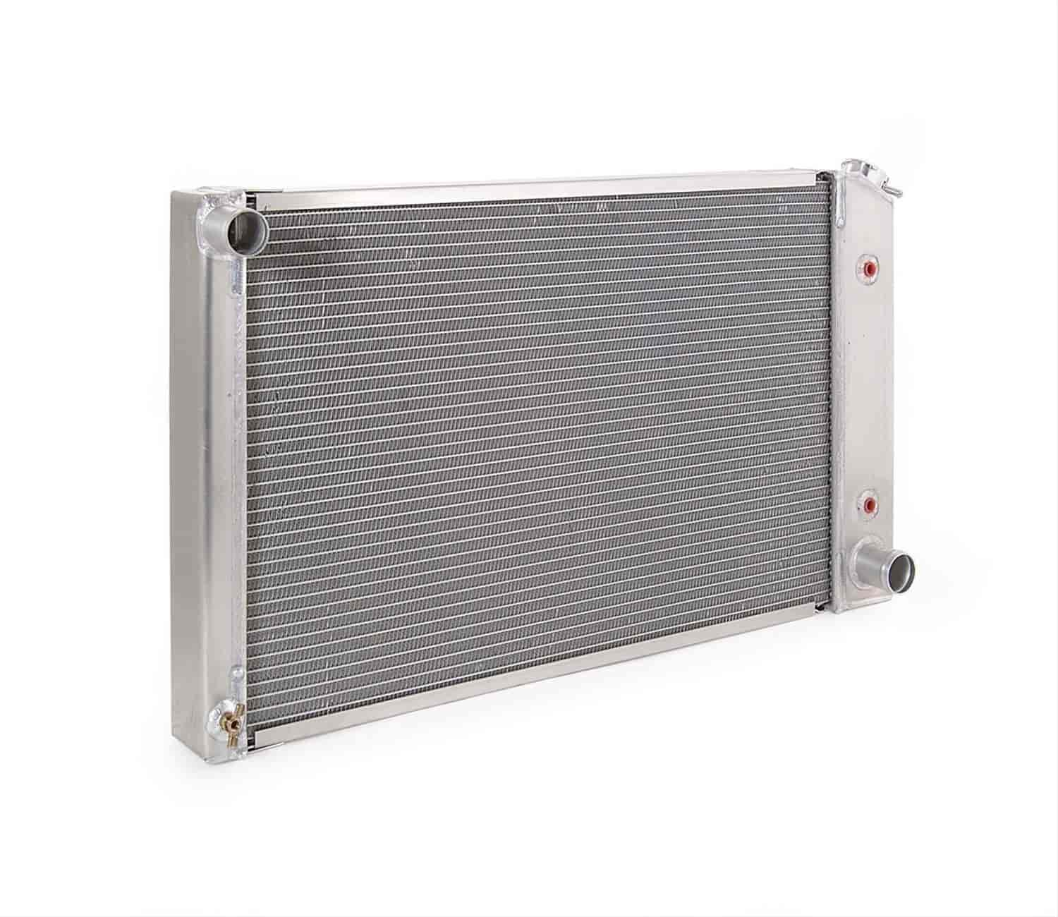 Be Cool Radiators 62008 - Be Cool Crossflow Series Aluminum Radiators