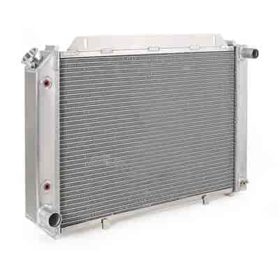 Be Cool Radiators 62011 - Be Cool Crossflow Series Aluminum Radiators