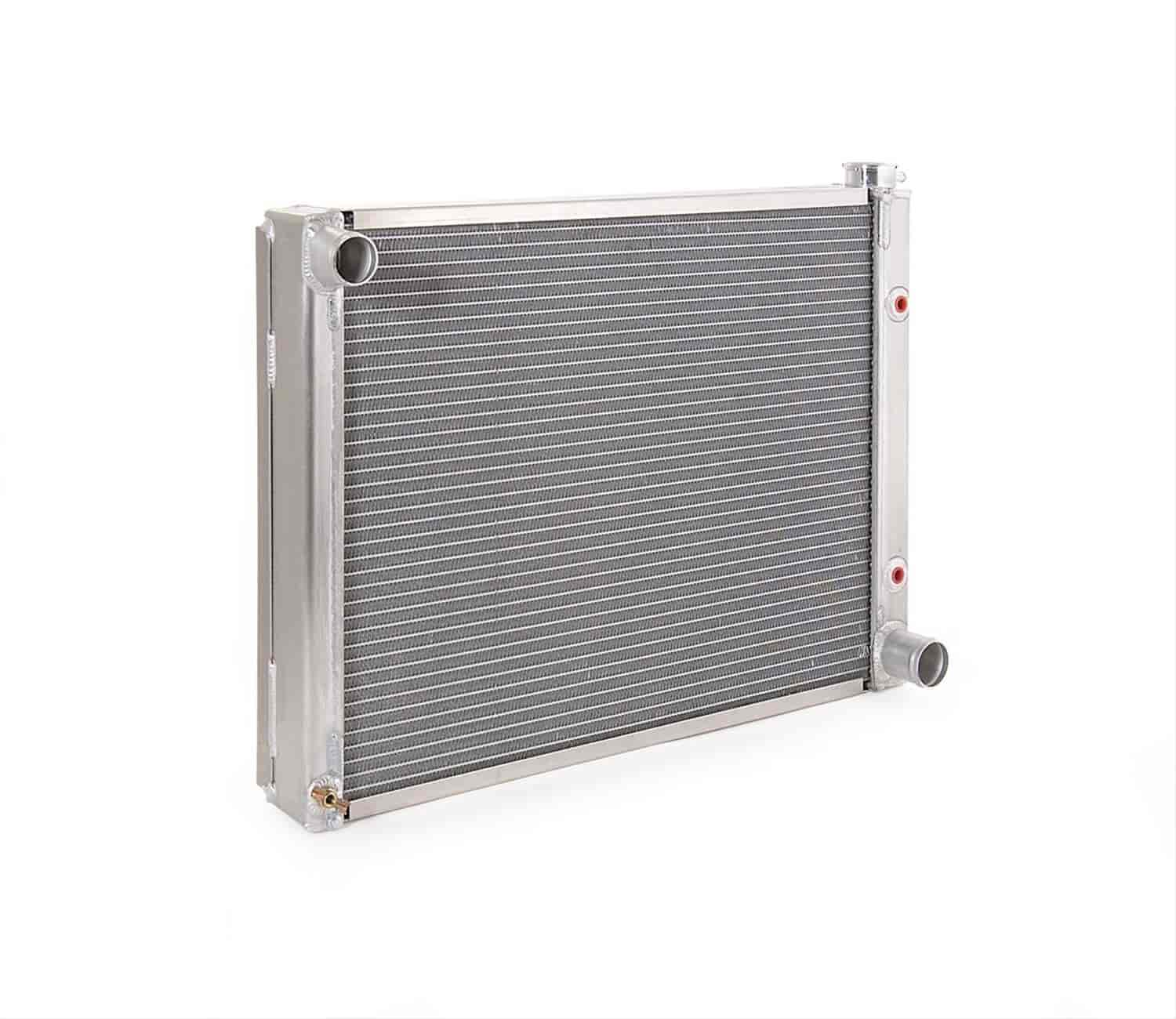 Be Cool Radiators 62012 - Be Cool Crossflow Series Aluminum Radiators