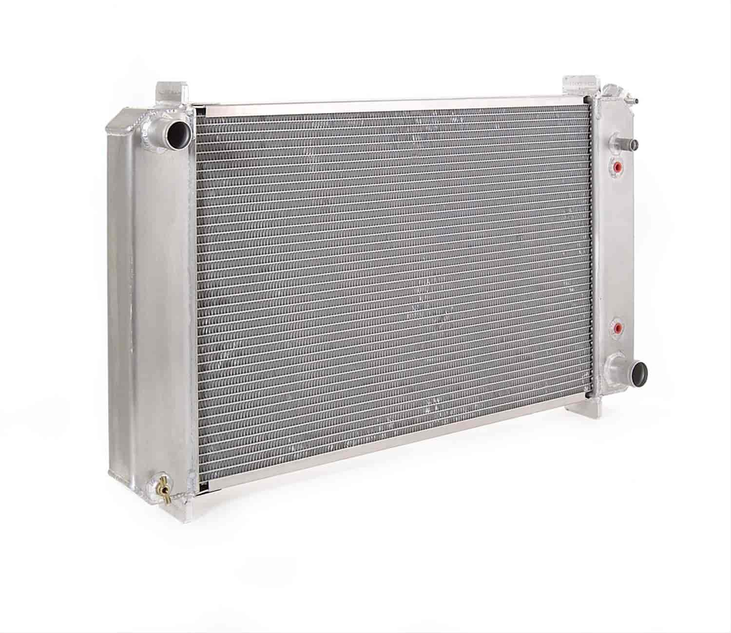 Be Cool Radiators 62013 - Be Cool Crossflow Series Aluminum Radiators