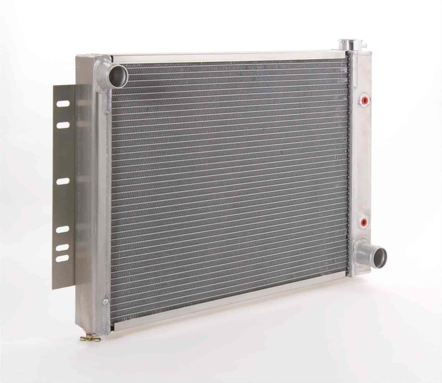 Be Cool Radiators 62016 - Be Cool Crossflow Series Aluminum Radiators