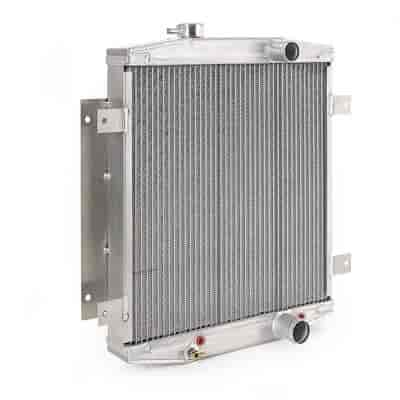 Be Cool Radiators 62017 - Be Cool Crossflow Series Aluminum Radiators