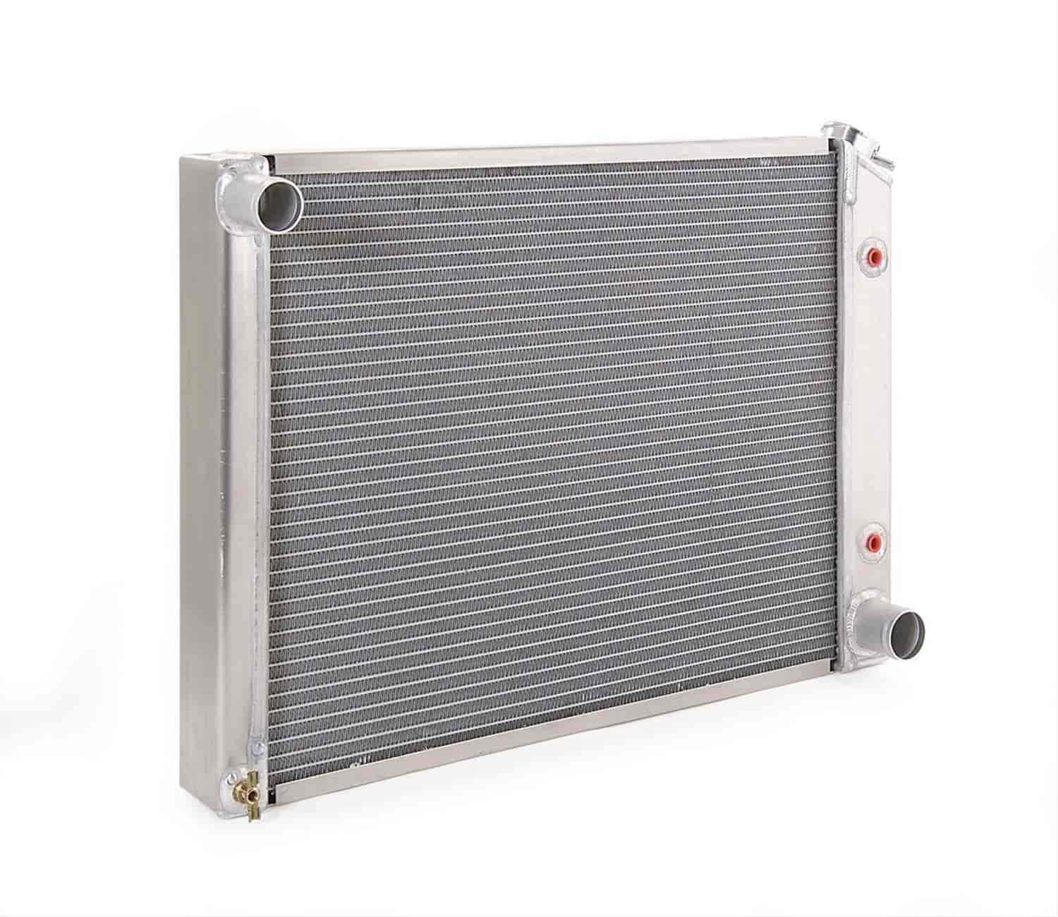 Be Cool Radiators 62019 - Be Cool Crossflow Series Aluminum Radiators