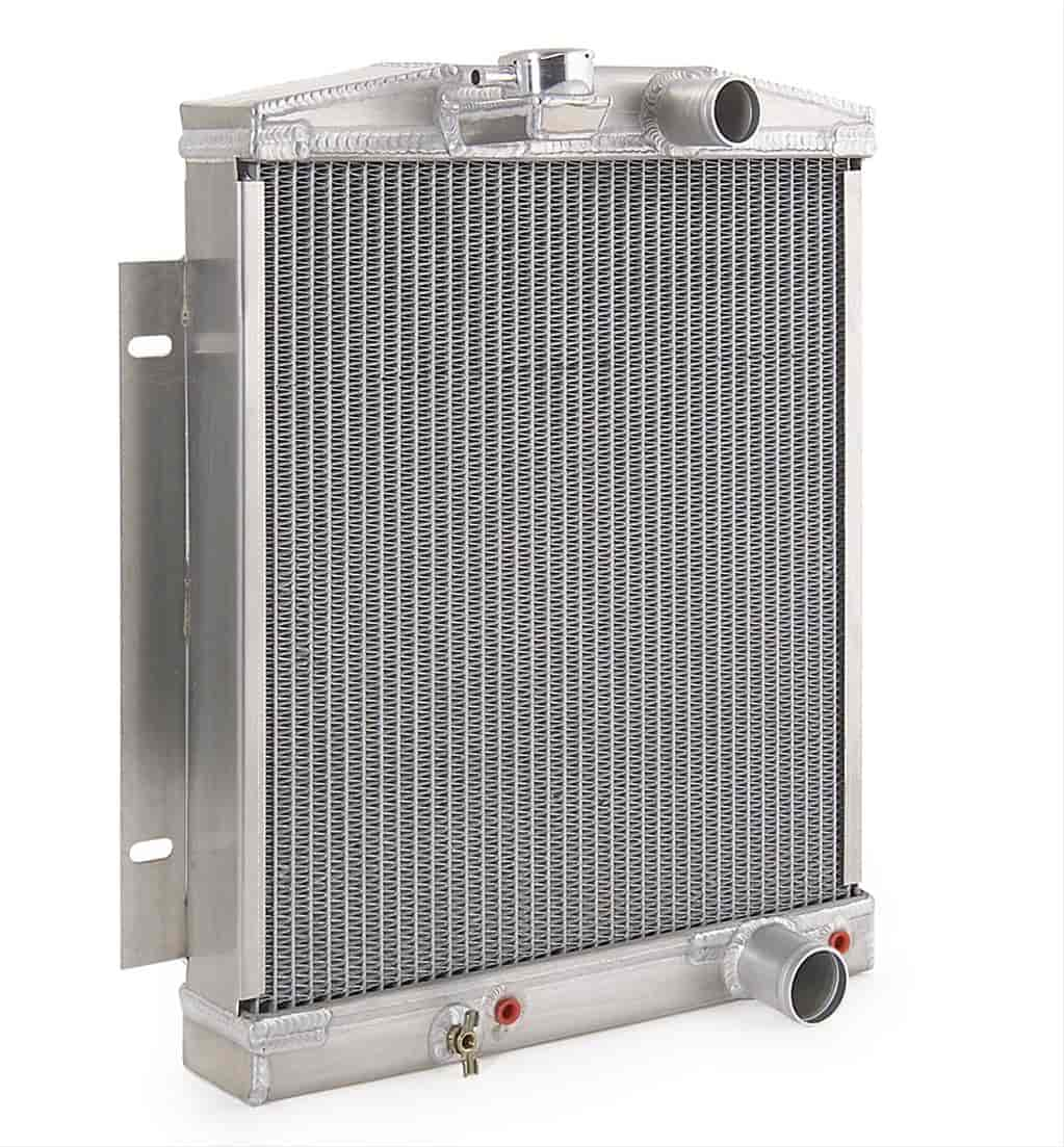 Be Cool Radiators 62020 - Be Cool Crossflow Series Aluminum Radiators