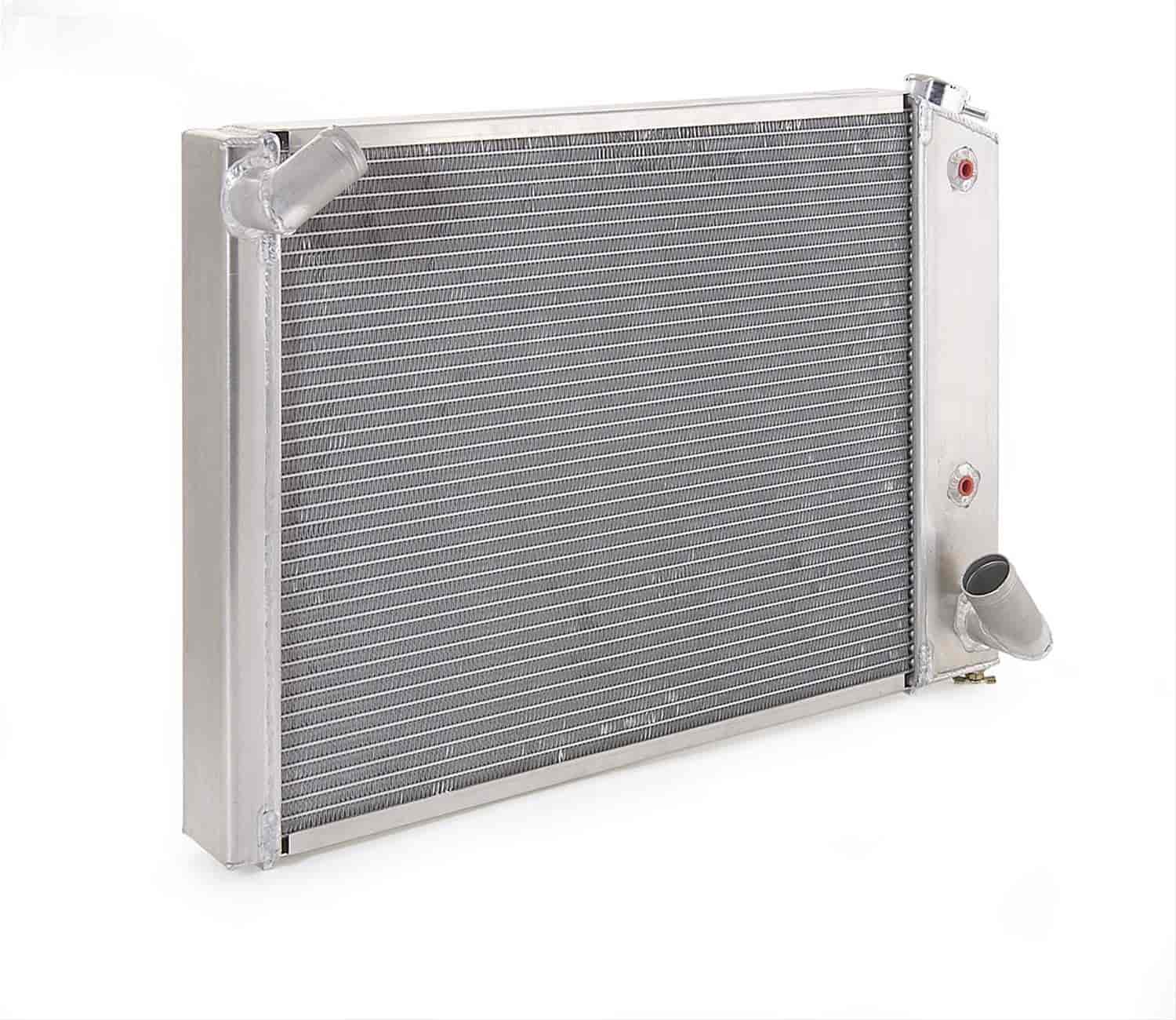 Be Cool Radiators 62022 - Be Cool Crossflow Aluminum Radiators