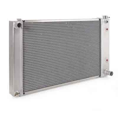 Be Cool Radiators 62024 - Be Cool Crossflow Series Aluminum Radiators