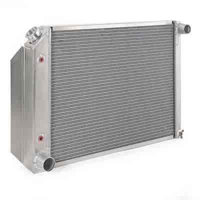 Be Cool Radiators 62025 - Be Cool Crossflow Aluminum Radiators