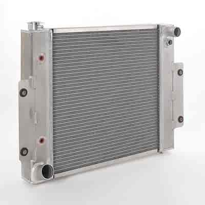 Be Cool Radiators 62027 - Be Cool Jeep Direct-Fit Aluminum Radiators