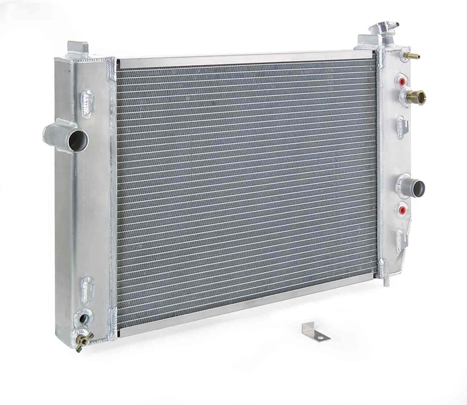 Be Cool Radiators 62028 - Be Cool Crossflow Series Aluminum Radiators
