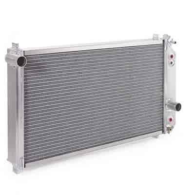 Be Cool Radiators 62031 - Be Cool Crossflow Series Aluminum Radiators