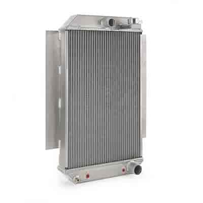 Be Cool Radiators 62045 - Be Cool Buick Direct Fit Aluminum Radiators
