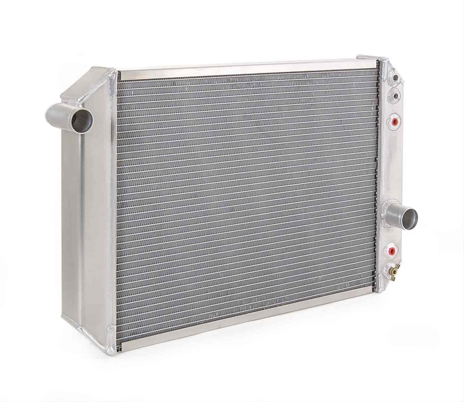 Be Cool Radiators 62046 - Be Cool Crossflow Series Aluminum Radiators