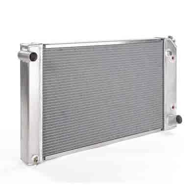 Be Cool Radiators 62058 - Be Cool Crossflow Series Aluminum Radiators