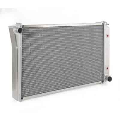 Be Cool Radiators 62062 - Be Cool Crossflow Aluminum Radiators