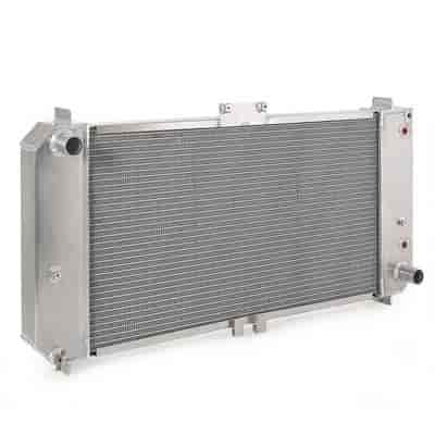 Be Cool Radiators 62065 - Be Cool Crossflow Series Aluminum Radiators