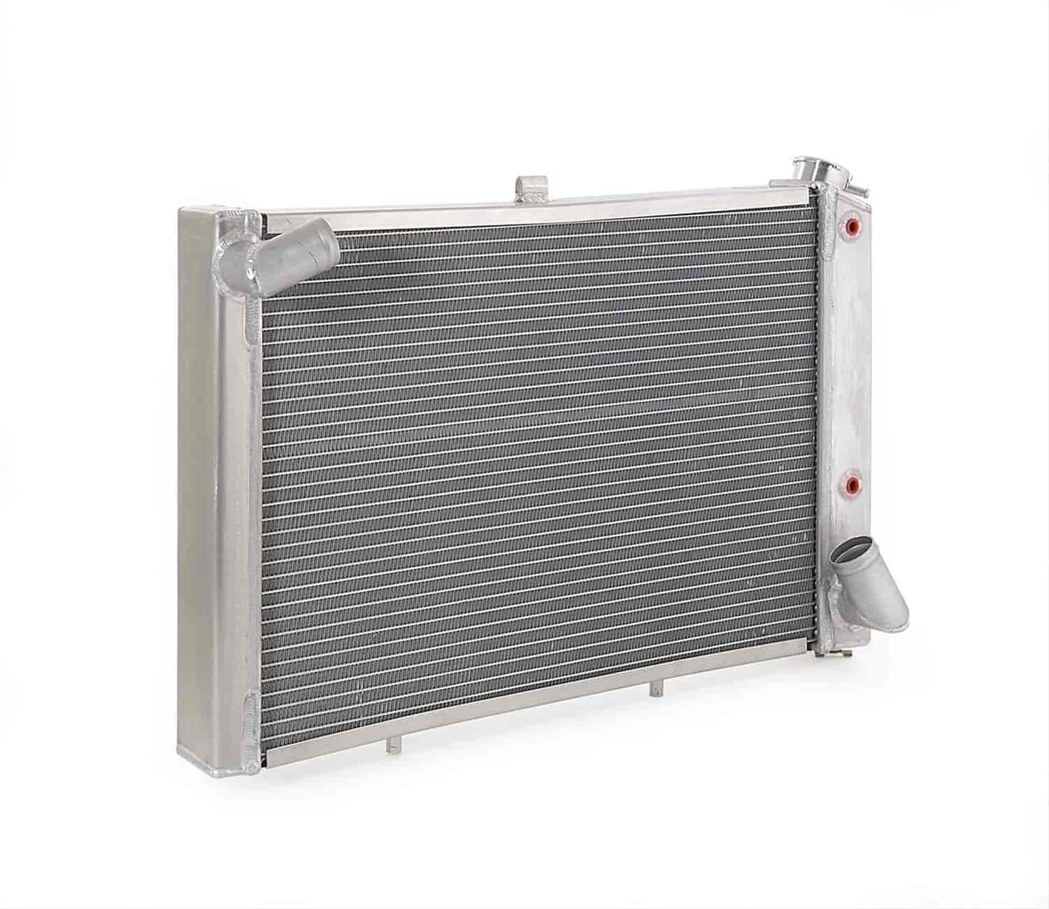 Be Cool Radiators 62066 - Be Cool Chevrolet Car Direct-Fit Aluminum Radiators