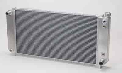 Be Cool Radiators 62069 - Be Cool Crossflow Aluminum Radiators