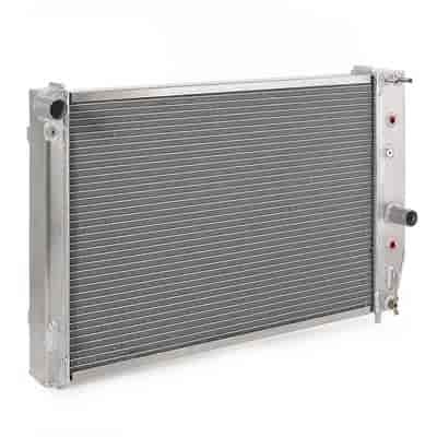Be Cool Radiators 62085 - Be Cool Crossflow Series Aluminum Radiators