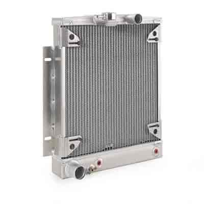 Be Cool Radiators 62159 - Be Cool Crossflow Series Aluminum Radiators