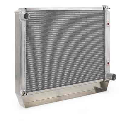 Be Cool Radiators 62162 - Be Cool Crossflow Series Aluminum Radiators