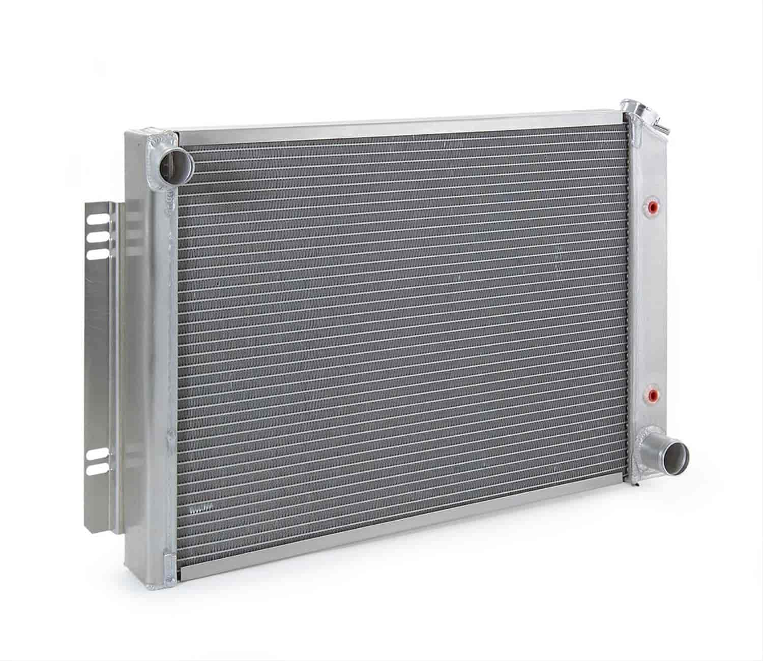Be Cool Radiators 62168 - Be Cool Crossflow Aluminum Radiators