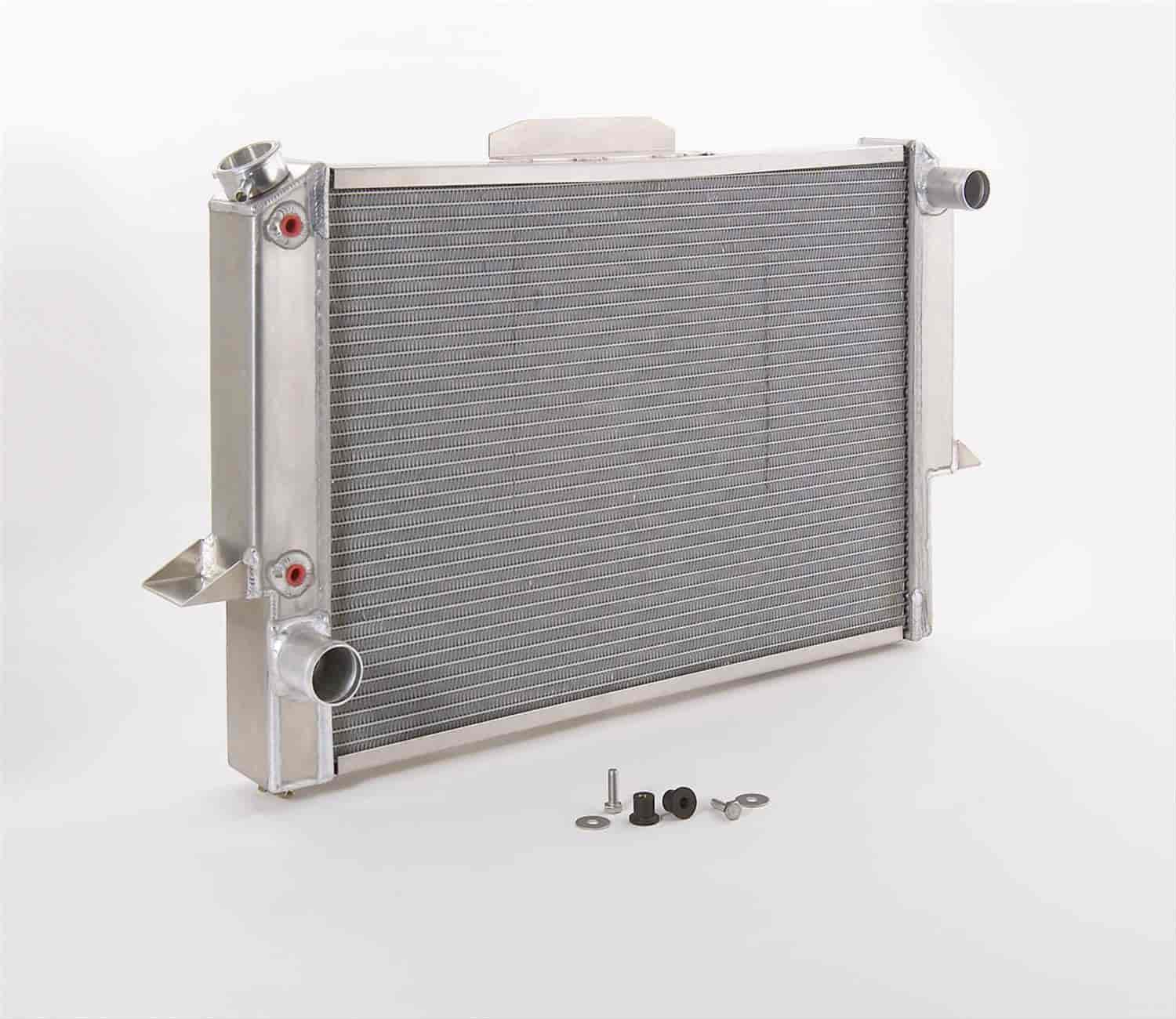 Be Cool Radiators 62174 - Be Cool Crossflow Series Aluminum Radiators