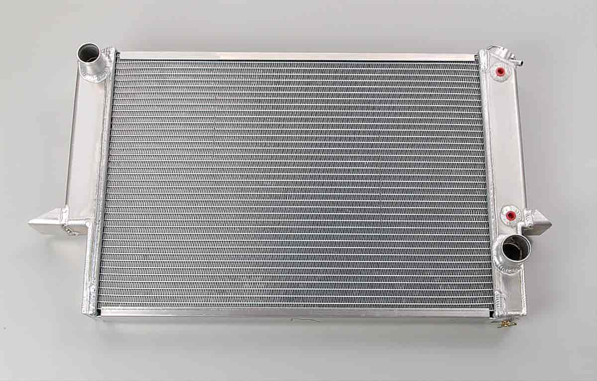 Be Cool Radiators 62175 - Be Cool Crossflow Series Aluminum Radiators