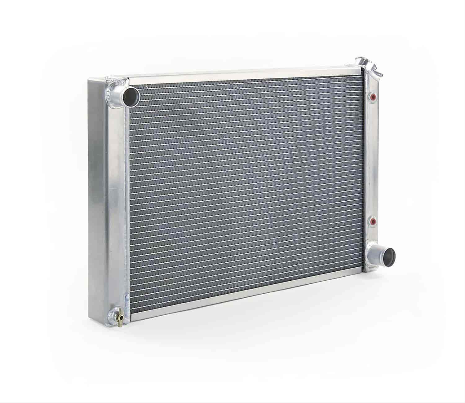 Be Cool Radiators 62184 - Be Cool Crossflow Series Aluminum Radiators