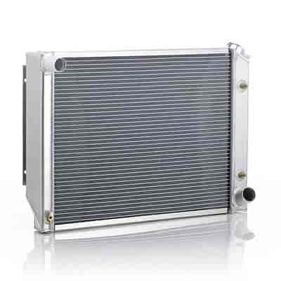 Be Cool Radiators 62224 - Be Cool Crossflow Series Aluminum Radiators
