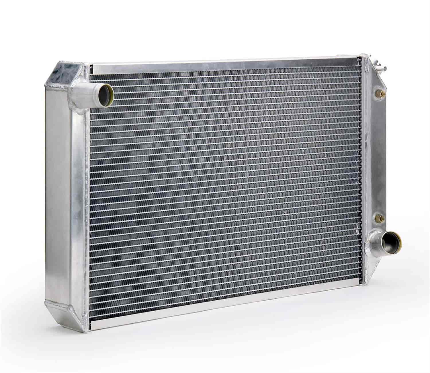 Be Cool Radiators 62236 - Be Cool Crossflow Series Aluminum Radiators