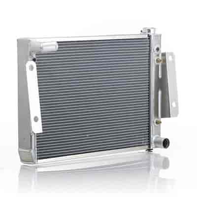 Be Cool Radiators 62258 - Be Cool Chevrolet Car Direct-Fit Aluminum Radiators