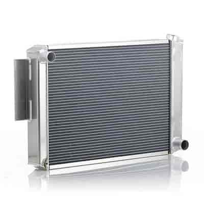 Be Cool Radiators 62285 - Be Cool Crossflow Series Aluminum Radiators
